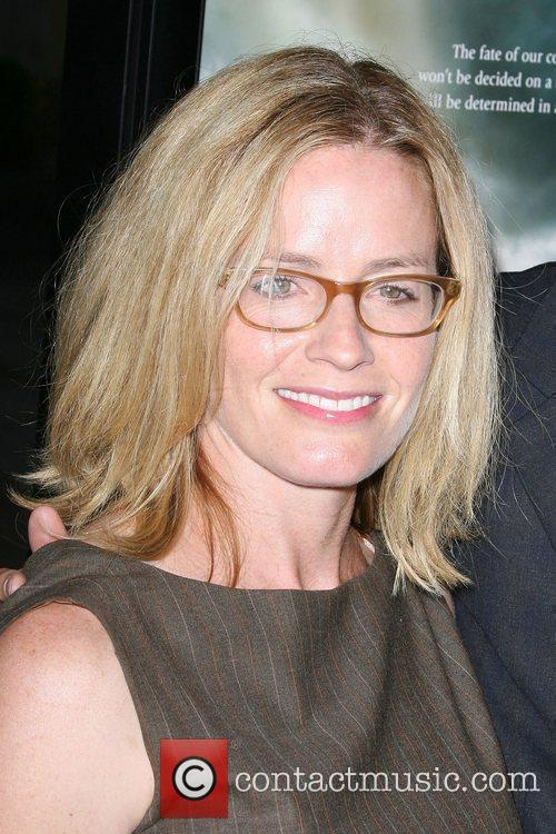 Elisabeth Shue, Paramount Pictures and Superman 3