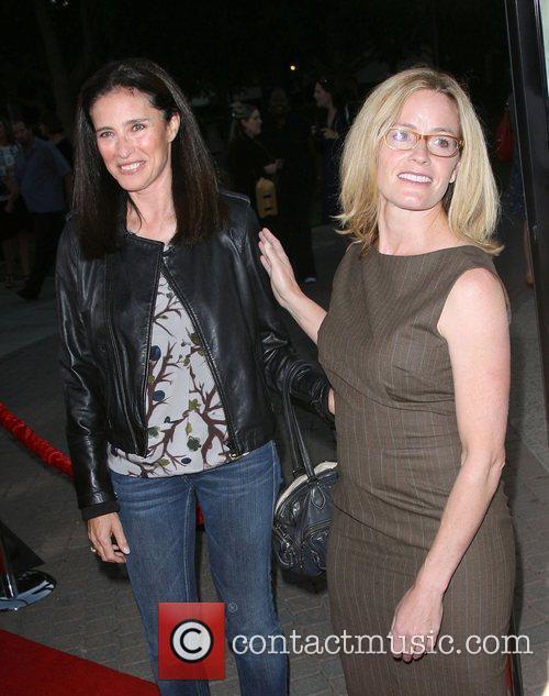 Mimi Rogers and Elisabeth Shue Los Angeles Premiere...