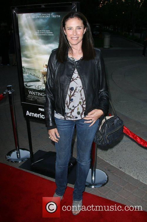 Mimi Rogers  Los Angeles Premiere of Waiting...