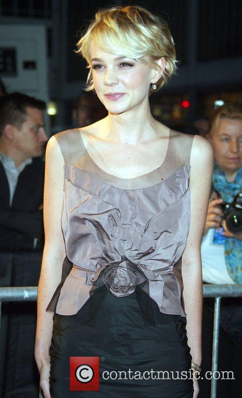 Carey Mulligan and Wall Street 7