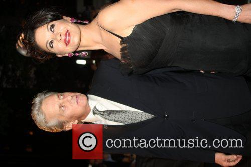 Michael Douglas, Catherine Zeta Jones and Wall Street 2