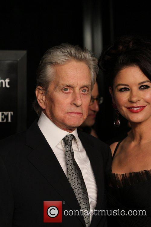 Michael Douglas, Catherine Zeta Jones and Wall Street 13