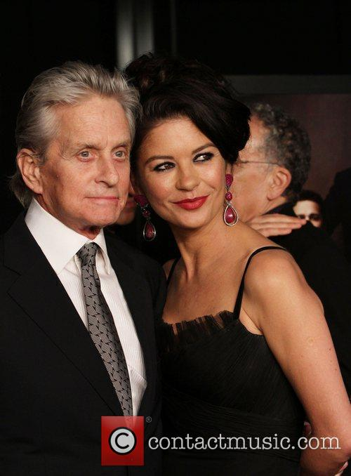 Michael Douglas, Catherine Zeta Jones and Wall Street 10