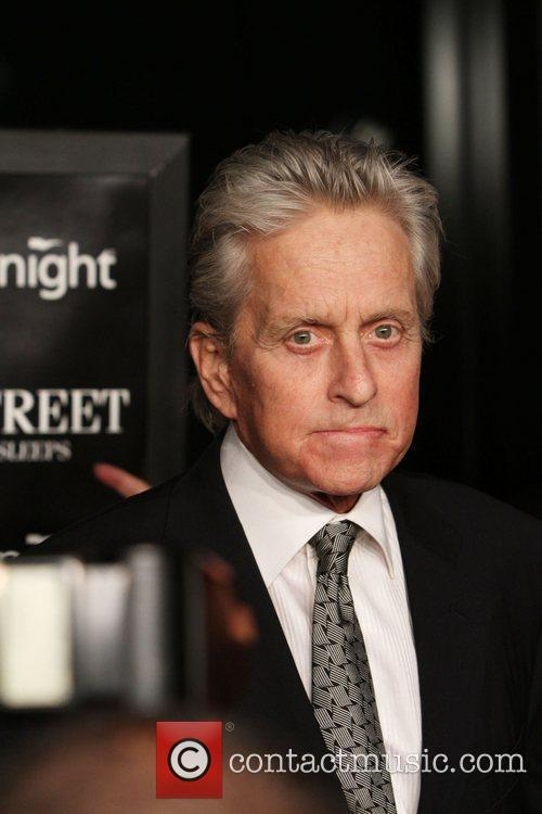 Michael Douglas and Wall Street 7