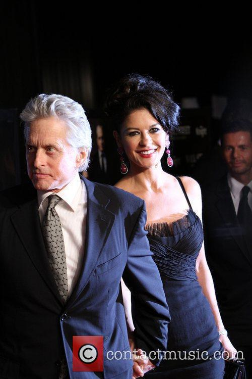 Michael Douglas, Catherine Zeta Jones and Wall Street 11