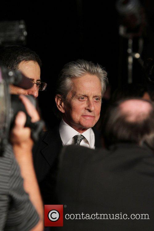 Michael Douglas and Wall Street 8