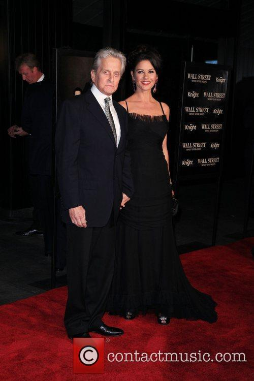 Michael Douglas, Catherine Zeta Jones and Wall Street 14