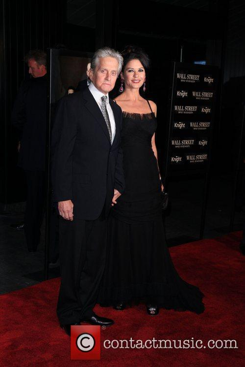 Michael Douglas, Catherine Zeta Jones and Wall Street 17