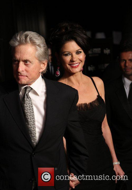 Michael Douglas, Catherine Zeta Jones and Wall Street 7