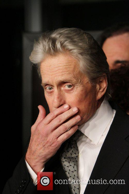 Michael Douglas and Wall Street 4