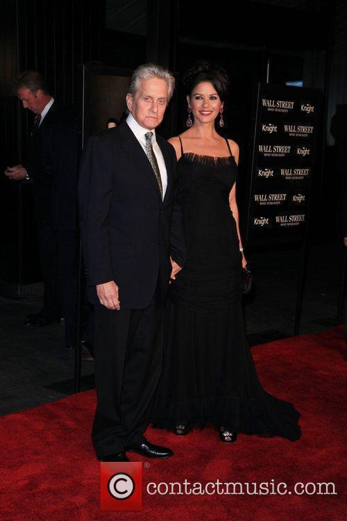 Michael Douglas, Catherine Zeta Jones and Wall Street 16