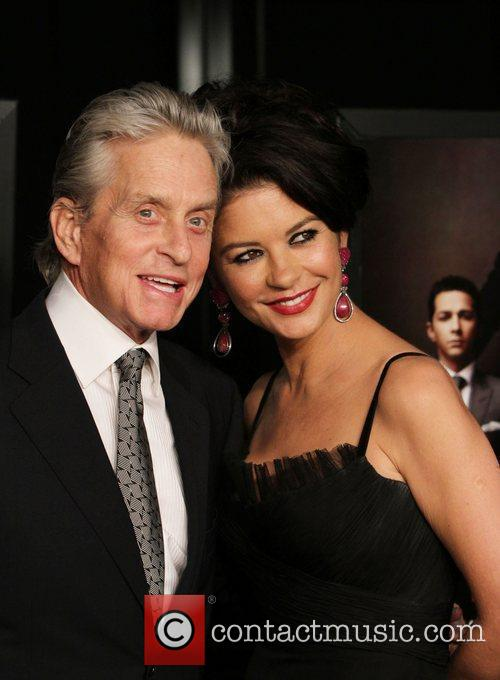 Michael Douglas, Catherine Zeta Jones and Wall Street 5