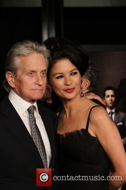 Michael Douglas, Catherine Zeta Jones and Wall Street 6