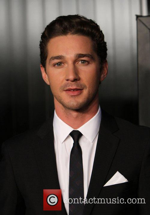 Shia LaBeouf and Wall Street 11