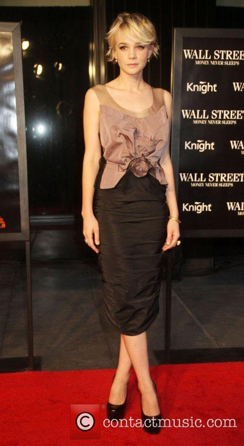 Carey Mulligan, Wall Street, Ziegfeld Theatre