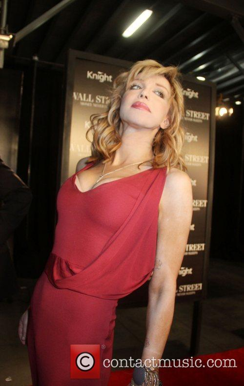 Courtney Love, Wall Street, Ziegfeld Theatre