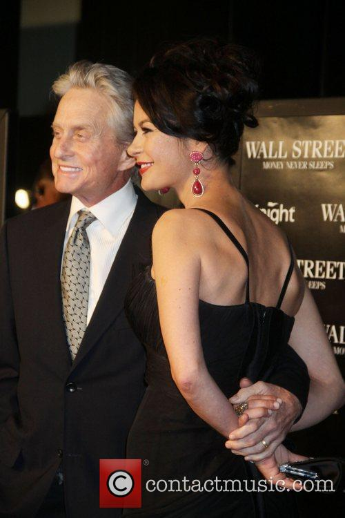 Michael Douglas, Catherine Zeta Jones and Wall Street 19