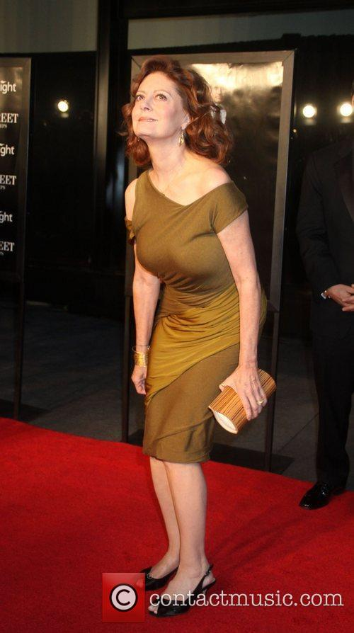 Susan Sarandon and Wall Street 3