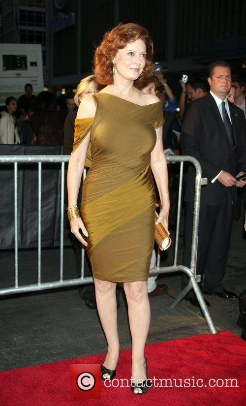 Susan Sarandon and Wall Street 4