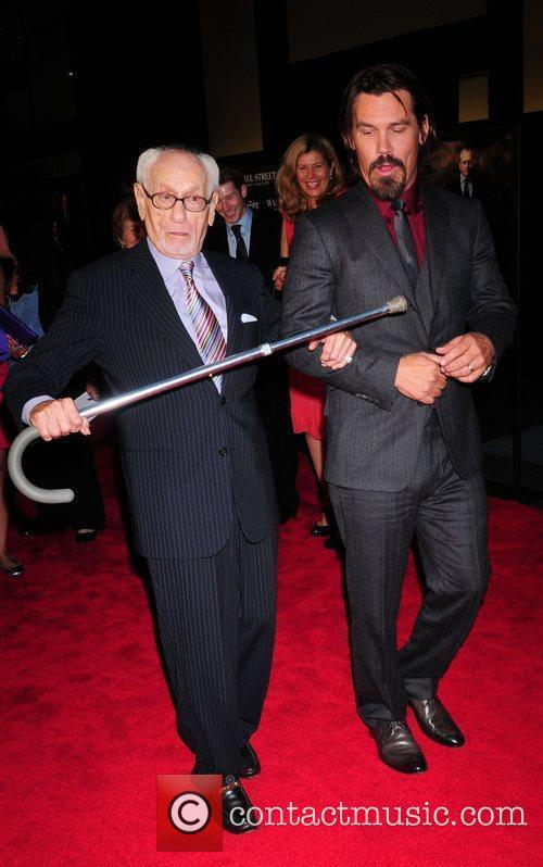 Eli Wallach, Josh Brolin and Wall Street 1