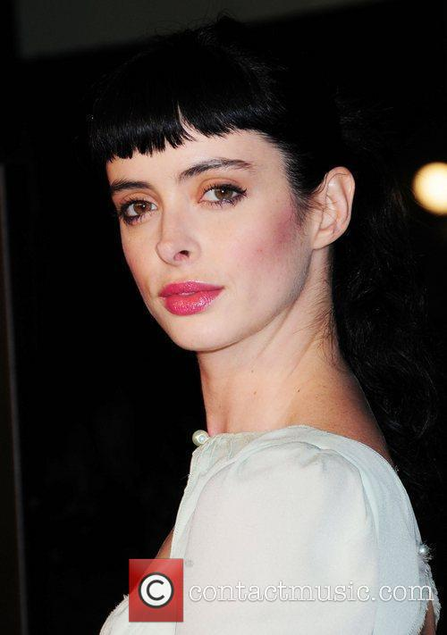 Krysten Ritter and Wall Street 4