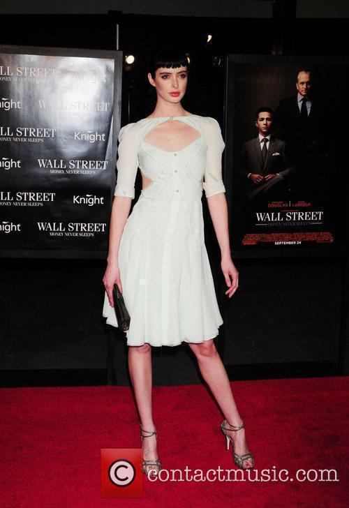 Krysten Ritter and Wall Street 1
