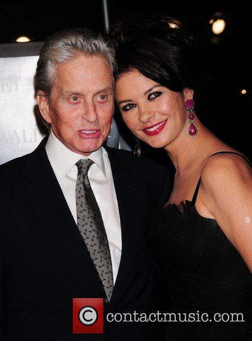 Michael Douglas, Catherine Zeta Jones and Wall Street 22