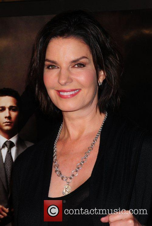 Sela Ward and Wall Street 2