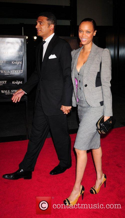 Tyra Banks and Wall Street 4
