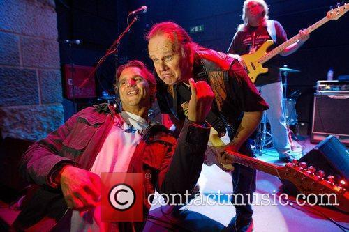 Walter Trout performing live at MusicBox