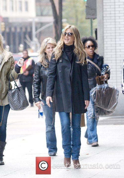 Jennifer Aniston  Jennifer Aniston and Paul Rudd...