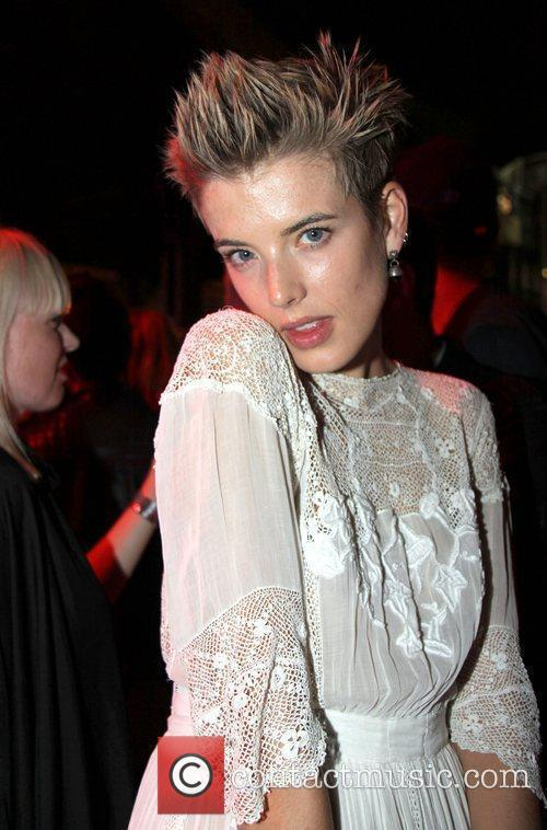 Agyness Deyn and Alexander Wang 4