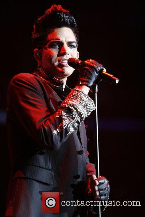 Adam Lambert, Staples Center