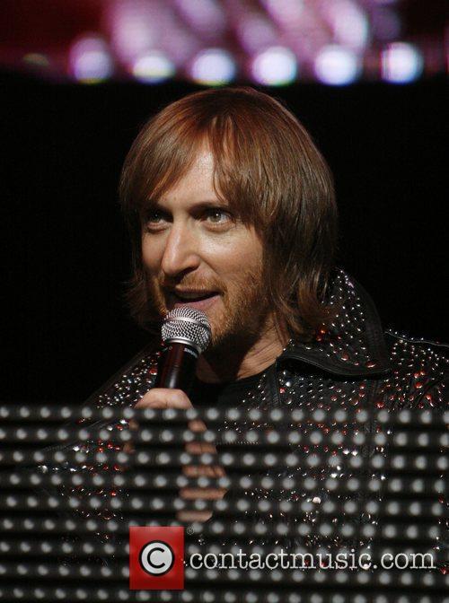 David Guetta KIIS FM's 2010 Wango Tango Concert...