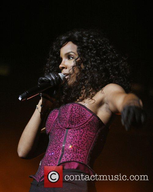 Kelly Rowland KIIS FM's 2010 Wango Tango Concert...