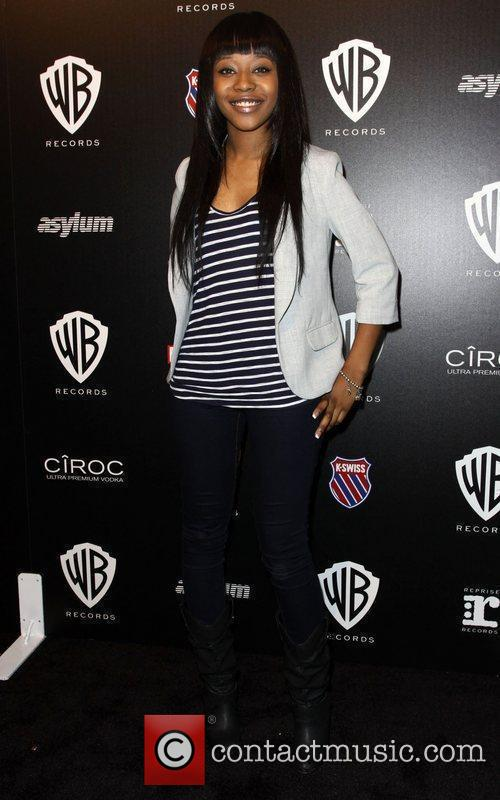 Auburn Warner Brothers Records Presents 2010 BET Pre-Party...