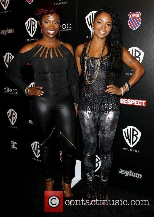 Kandi Burruss and Guest Warner Brothers Records Presents...