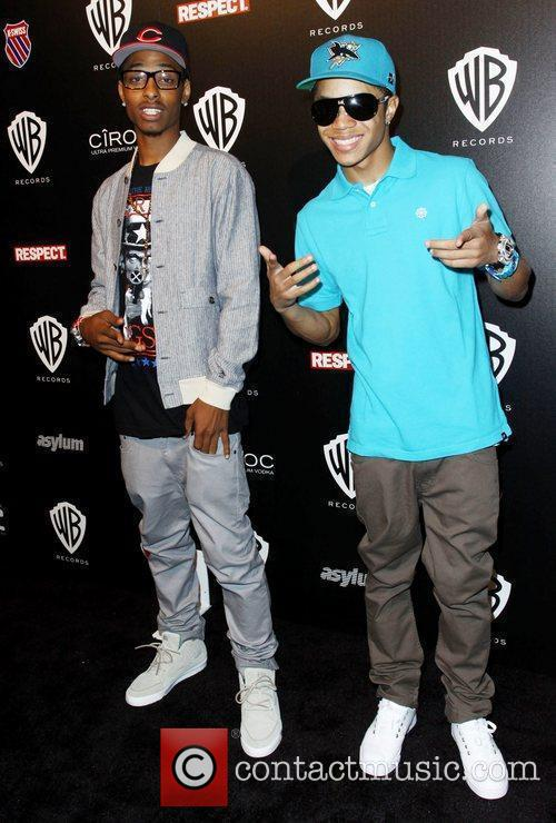 Warner Brothers Records Presents 2010 BET Pre-Party held...