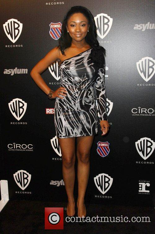 Rachel Currence Warner Brothers Records Presents 2010 BET...
