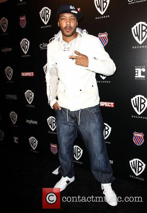 Talib Kweli Warner Brothers Records Presents 2010 BET...