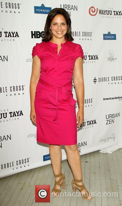 Soledad O'Brien  The 7th Annual Wayuu Taya...