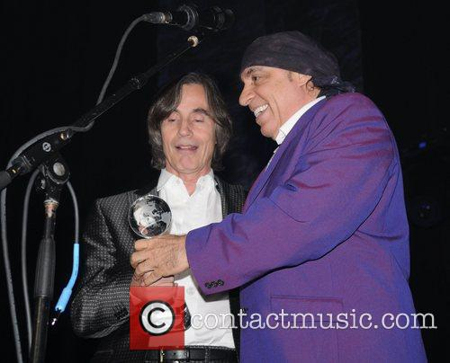 Jackson Browne, Celebration and Steven Van Zandt 2