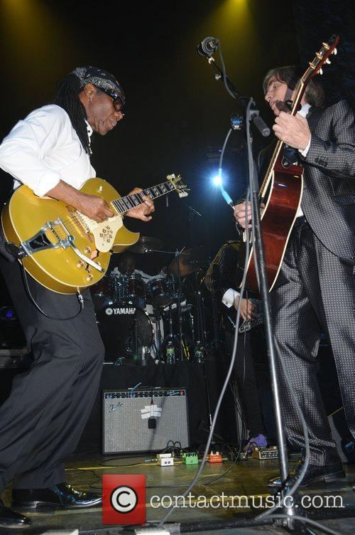 Nile Rodgers, Celebration and Jackson Browne 7