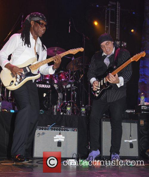 Nile Rodgers, Celebration, Steven Van Zandt