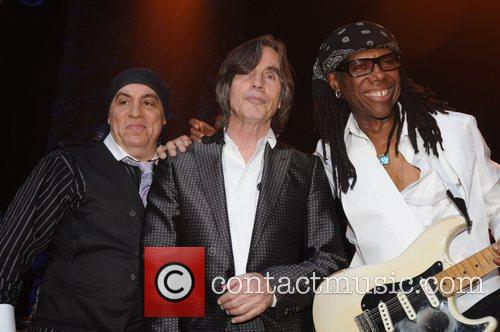 Steven Van Zandt, Celebration, Jackson Browne and Nile Rodgers 11
