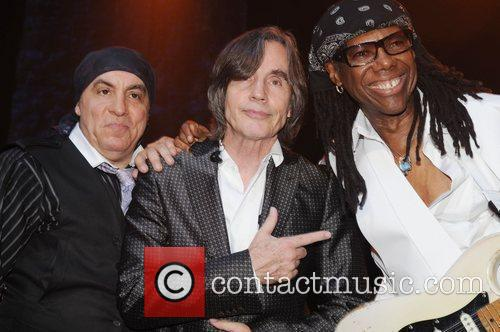 Steven Van Zandt, Celebration, Jackson Browne and Nile Rodgers 7