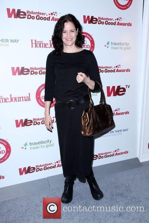 Ally Sheedy WE tv and Ladies' Home Journal's...