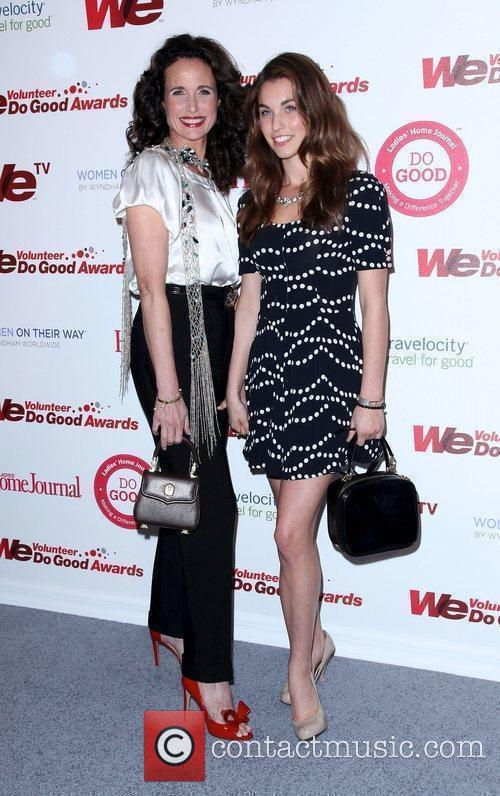 Andie Macdowell and Rainey Qualley 4