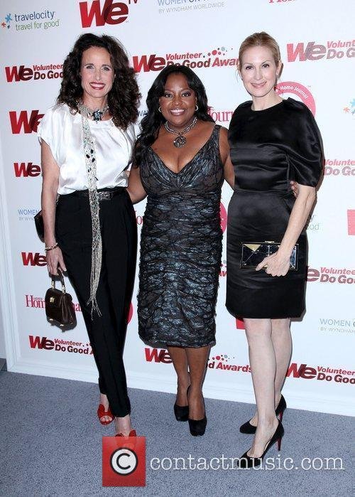 Andie Macdowell, Kelly Rutherford and Sherri Shepherd 6