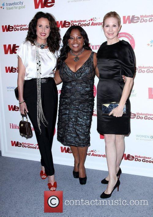 Andie Macdowell, Kelly Rutherford and Sherri Shepherd 10